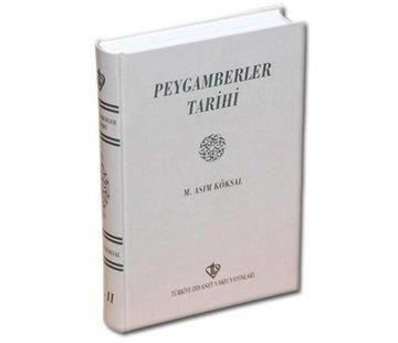 Türkiye Diyanet Vakfı Peygamberler Tarihi I M. Asım Köksal