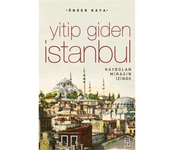 Timaş Yayınları Yitip Giden İstanbul