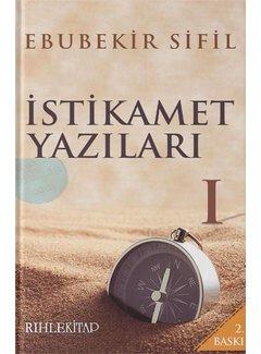 Rıhle Yayınları İstikamet Yazıları - 1