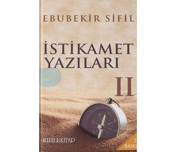 Rıhle Yayınları İstikamet Yazıları - 2