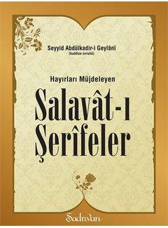 Şadırvan Yayınları Hayırları Müjdeleyen I  Salavatı Şerifeler