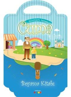 Semerkand Çocuk  Cuma Boyama Kitabı