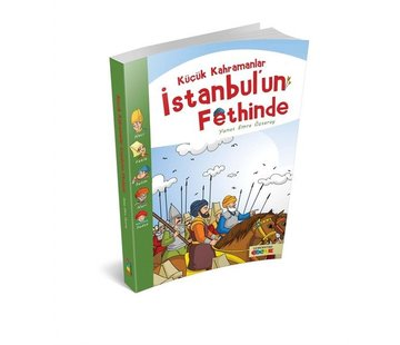 Semerkand Çocuk  Küçük Kahramanlar İstanbul'un Fethinde