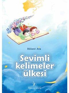 Mavi Uçurtma Yayınları Sevimli Kelimeler Ülkesi