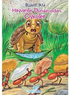 Mavi Uçurtma Yayınları Hayvanlar Dünyasından Öyküler