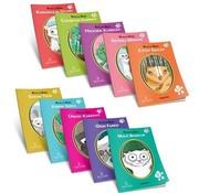 Semerkand Çocuk  Boncuk Serisi I Sevimli Kedi Boncuğun İlginç Maceraları I 10 Kitap Birarada