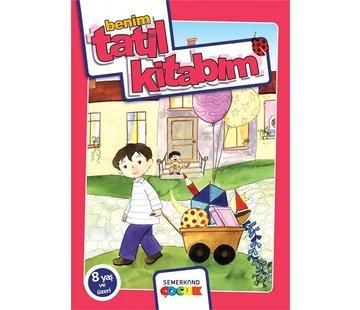 Semerkand Çocuk  Benim Tatil Kitabım I 8 Yaş ve üzeri