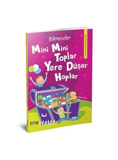 Semerkand Çocuk  Mini Mini Toplar Yere Düşer Hoplar