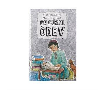 Semerkand Çocuk  En Güzel Ödev | Dini Hikayeler