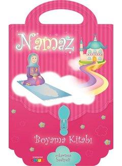 Semerkand Çocuk  Namaz Boyama Kitabı