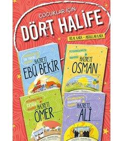 Dört Halife I Çocuklar İçin 4 Kitap
