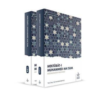 Nizamiye Akademi Yayınları Mektubatı Muhammed Masum 2 Cilt