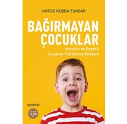 Hayy Kitap Bağırmayan Çocuklar
