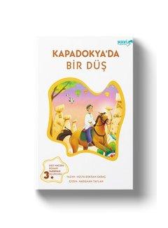 Mavi Uçurtma Yayınları Kapadokya da Bir Düş
