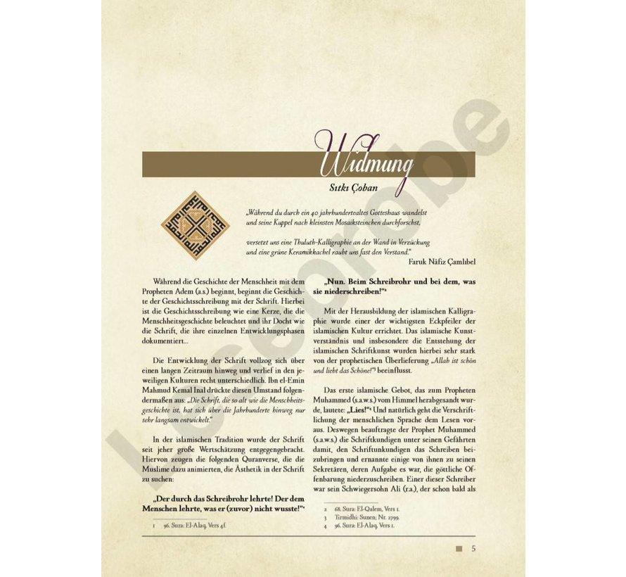 Meister der islamischen Kalligraphie