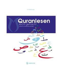 Quranlesen  leicht gemacht I Lehrbuch mit praktischen Übungen