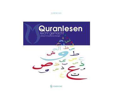 Erol Medien Verlag Quranlesen  leicht gemacht I Lehrbuch mit praktischen Übungen