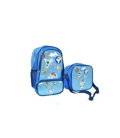 Semerkand Okul Çantası Mavi