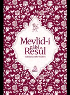 Haşimi Yayınları Mevlidi Paki Rasul (Osmanlıca) Ciltli