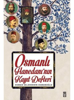 Timaş Yayınları Osmanlı Hanedanının Kayıt Defteri