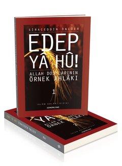 Semerkand Yayınları Edep Ya Hu -  2 Cilt
