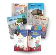Fidan Yayınları İlk İlmihalim Serisi I 5 Kitap