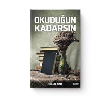 Mostar Yayınları Okuduğun Kadarsın
