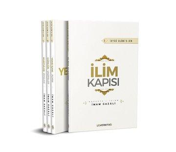 Semerkand Yayınları İhya-u Ulumiddin Set (1-18 Kitap)