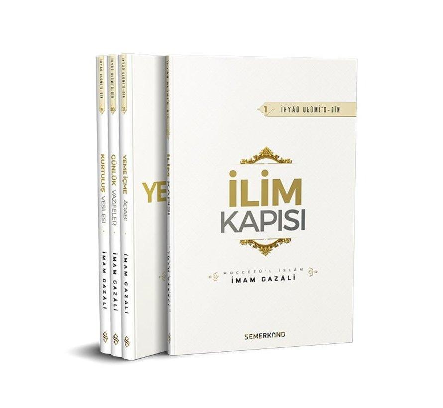 İhya-u Ulumiddin Set (1-19 Kitap)