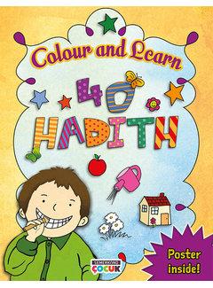 Erol Medien Verlag Clour and Learn I 40 Hadith