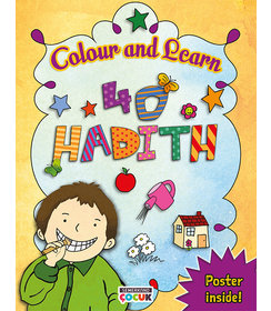 Clour and Learn I 40 Hadith
