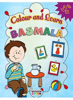 Erol Medien Verlag Colour and Learn I Basmala