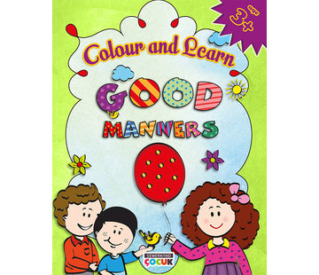 Erol Medien Verlag Colour and Learn I Good Manners