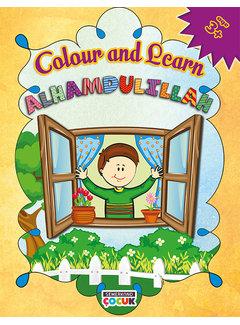 Erol Medien Verlag Colour and Learn I Alhamdulillah