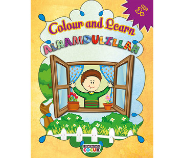 Erol Medien Verlag Colour and Learn I Alhamdulillah