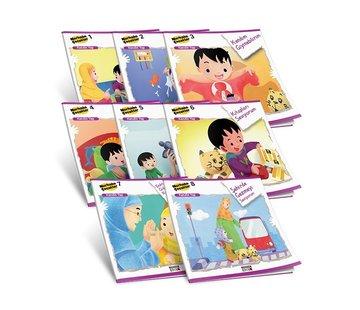Semerkand Çocuk  Kendin Yap Serisi 8 Kitap