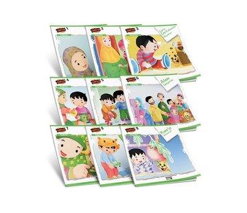 Semerkand Çocuk  Değerler Serisi 9 Kitap