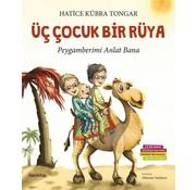 Hayy Yayınları Üç Çocuk Bir Rüya