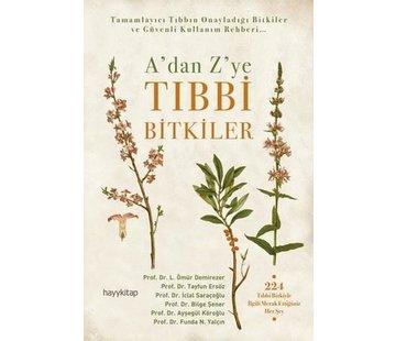 Hayy Yayınları A'dan Z'ye Tıbbi Bitkiler