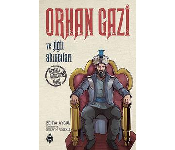 Uğurböceği Yayınları Orhan Gazi ve Yiğit Akıncıları I Osmanlı Kuruluş Dizisi 3