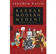 İnsan Yayınları Barbar Modern Medeni-Özel Baskı Ciltli