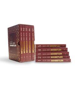 Samininin Gül Bahçesinden Sohbetler 5 Kitap Set