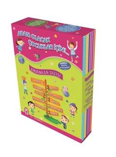 Timaş Çocuk Erdemler 1 – Set I 10 Kitap