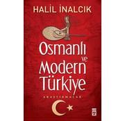 Timaş Yayınları Osmanlı ve Modern Türkiye