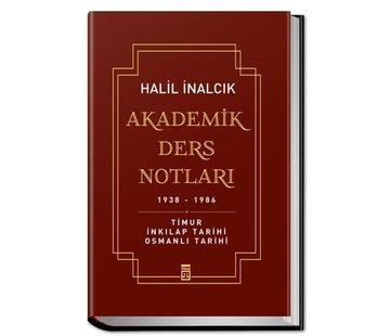 Timaş Yayınları Akademik Ders Notları