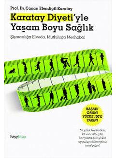 Hayy Yayınları Karatay Diyeti'yle Yaşam Boyu Sağlık