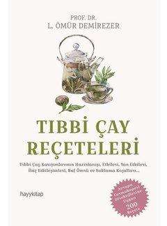 Hayy Yayınları Tıbbı Çay Reçeteleri
