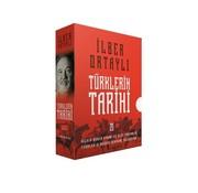 Timaş Yayınları Türklerin Tarihi Seti I İlber Ortaylı  I 2 Kitap