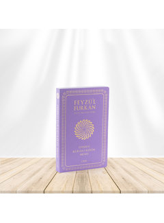 Server Feyzü'l Furkan Tefsirli Kur'an-ı Kerim Meali I Cep Boy - Yumuşak  Kapak