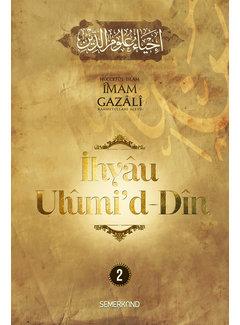 Semerkand Yayınları İhya-u Ulumiddin 2.Cilt | İmam Gazali